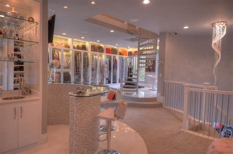Big Closets by House Of The Week Mansion With Three Story Closet