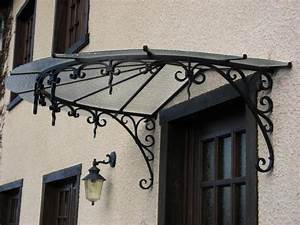 Marquise De Porte Ancienne : la forge de taranis portes et portails ~ Dailycaller-alerts.com Idées de Décoration