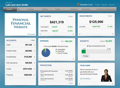 iphone oracle your personal financial dashboard meyers wealth