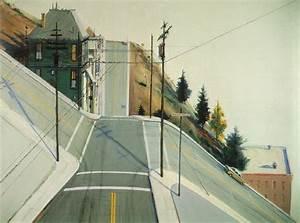 Wayne Thiebaud Living On Hope — studiobeerhorst.com