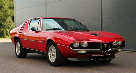 Classic Alfa Romeo by Editor S Choice 1972 Alfa Romeo Montreal Classic Driver