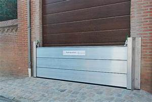 barriere anti inondation modul m With barriere anti inondation porte de garage