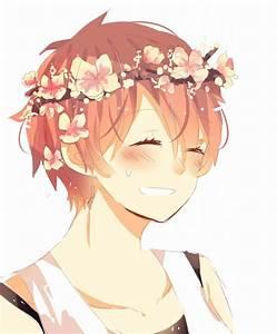 Tumblr With Flower Crown Drawings Flower Crown By Toru-Chi ...