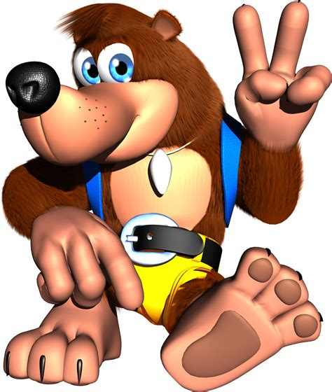 Banjo The Banjo Kazooie Wiki Banjo Kazooie Nuts And