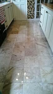 Maintaining Marble Floor Tiles
