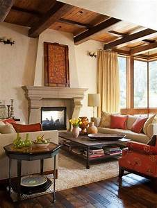21 Amazing Tuscan Living Room Designs