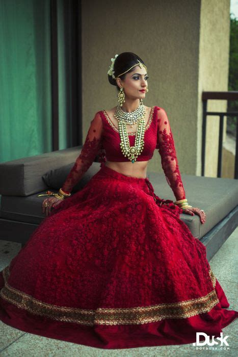 sabyasachi bridal lehengas  spotted  real brides