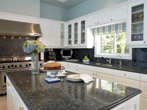 choosing the right kitchen countertops hgtv top countertop materials for the kitchen kitchen ideas