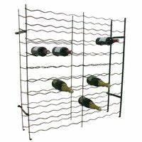 Casier A Bouteille Metallique : range bouteille ~ Melissatoandfro.com Idées de Décoration