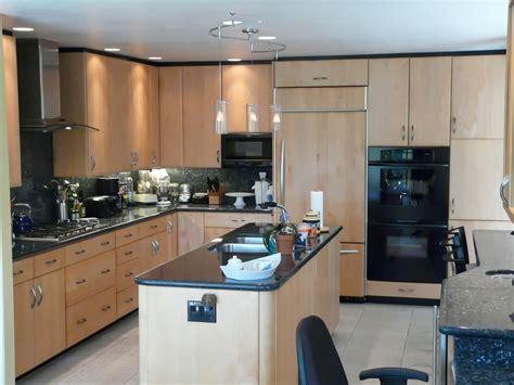 timeless maple black hub kitchen danilo nesovic