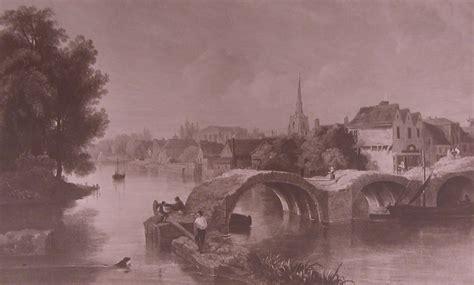 Of Bedford by Bedford 7 Bedford Town Bridge