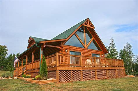 highlander log home  honest abe log homes  mywoodhomecom