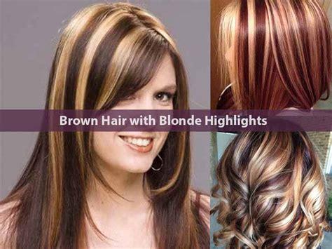 Brown With Hair by 15 Fabelhafte Ideen F 252 R Braunes Haar Mit Blonden