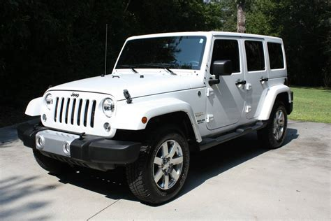 jeep wrangler unlimited 2015 2015 jeep wrangler unlimited sahara for sale in wilmington