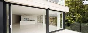 Porte Fenetre Galandage Prix : prix baie vitre coulissante 3m excellent baie vitre porte ~ Premium-room.com Idées de Décoration