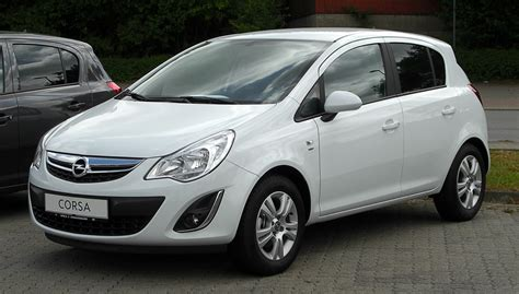 Opel Corsa 2012 by 2012 Opel Corsa D Pictures Information And Specs Auto