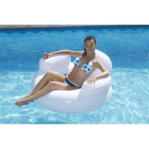 siege flottant pour piscine siège hamac fauteuil gonflable pour piscine