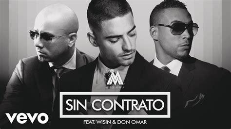 Don Omar Mp3 Maluma Contrato Remix Audio Ft Don Omar Wisin