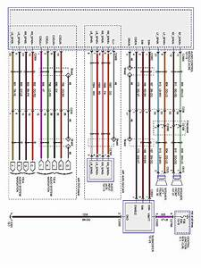 2003 Lincoln Navigator Radio Wiring Diagram