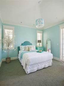 Best Paint Color For Bathroom Makeup by 21 Breathtaking Turquoise Bedroom Ideas