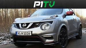 Nissan Juke 4x4 : nissan juke nismo rs 4x4 cvt review fahrbericht p1tv youtube ~ Medecine-chirurgie-esthetiques.com Avis de Voitures