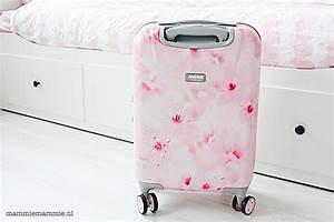 Kleine Koffer Trolleys Günstig : review roze suit suit trolley van duifhuizen tassen koffers mammie mammie mama blog ~ Jslefanu.com Haus und Dekorationen