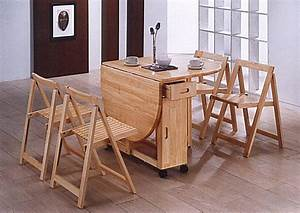 Revolutionize, Small, Spaces, With, Foldaway, Furniture