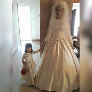 wedding dress worn clasf With once worn wedding dress