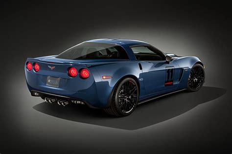 Limited Edition Corvette by 2011 Corvette C6 Carbon Limited Edition