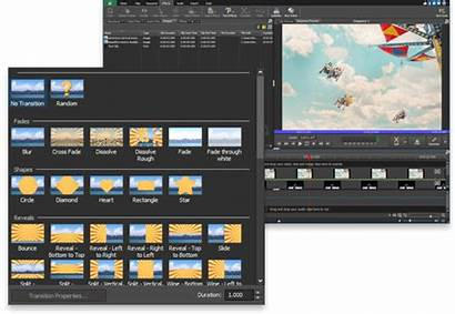 Videopad Editor Editing Software Transitions Nchsoftware