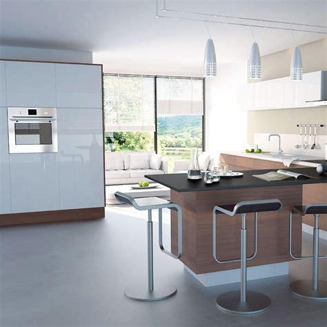 chambre moderne design cuisine complète de chez castorama photo 6 10 on adore