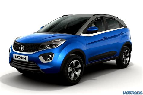 Tata Picture by Production Ready Tata Nexon Spotted India Launch Likely
