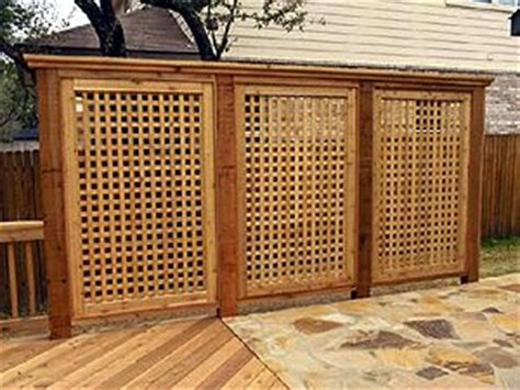 best 25 deck privacy screens ideas on privacy