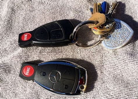 2006 Slk350 Key Fob Battery Replacement Issue?