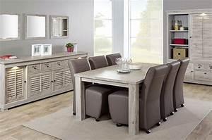 hcommehome le specialiste du mobilier design et de la With salle À manger contemporaine avec mobilier scandinave design