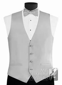 Pearl Grey Parisian Tuxedo