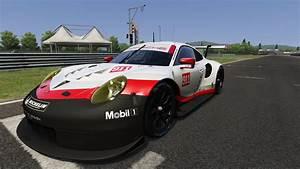 Porsche 911 Rsr 2017 : porsche 911 rsr 2017 default skins 4k racedepartment ~ Maxctalentgroup.com Avis de Voitures