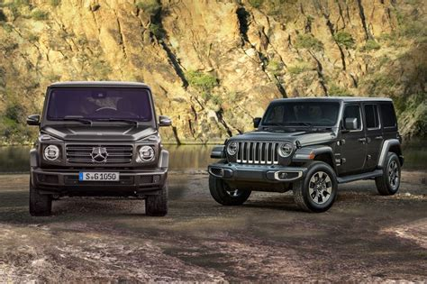 Emory motorsports porsche 356 c4s on a 1990s 911 chassis. 2019 Mercedes G-Class vs. Jeep Wrangler: Static comparison of the off-road professionals ...