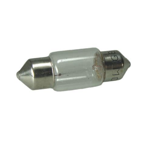 incandescent 12v small festoon sv8 5 bulbs marine