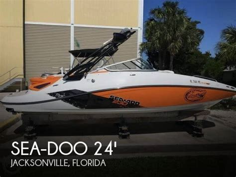 Sea Doo Boats For Sale In Jacksonville by Used Sea Doo Boats For Sale Boats