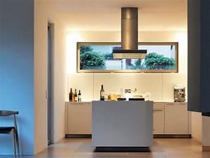 petite cuisine avec ilot central ou bar 24 idees d With idee deco cuisine avec petit objet deco design