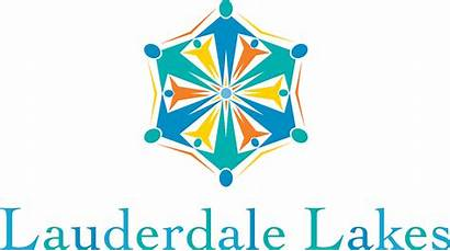 Lauderdale Lakes Florida Seal Fl Commons Wikimedia