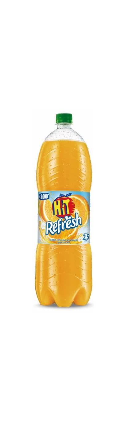 Hit Refresh Jugo Naranja