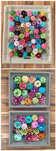 Flower spring craft ideas for adults petal candle holders ...
