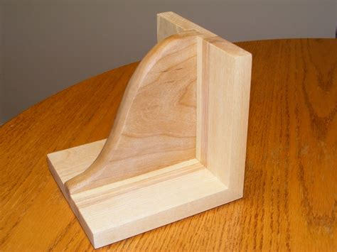 bookends large lessons   small project startwoodworkingcom