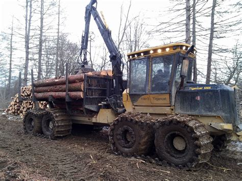 2007 Tigercat 1065 FORWARDER • $150,000.00 | Forestry ...