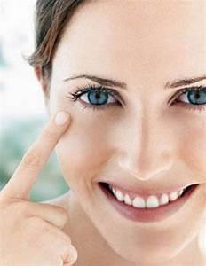 Как избавиться от морщин вокруг глаз и на лбу