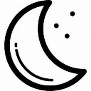 Moon Outline Vectors, Photos and PSD files | Free Download