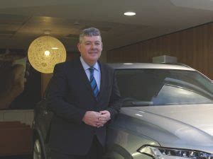 volvo head  fleet moves  financial services role