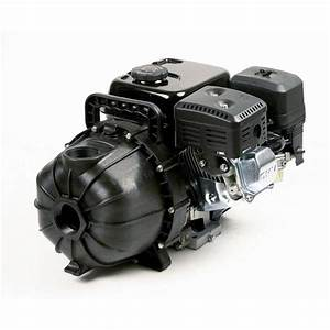 Hypro 2 U0026quot  Poly Transfer Pump With 6 5 Hp Engine